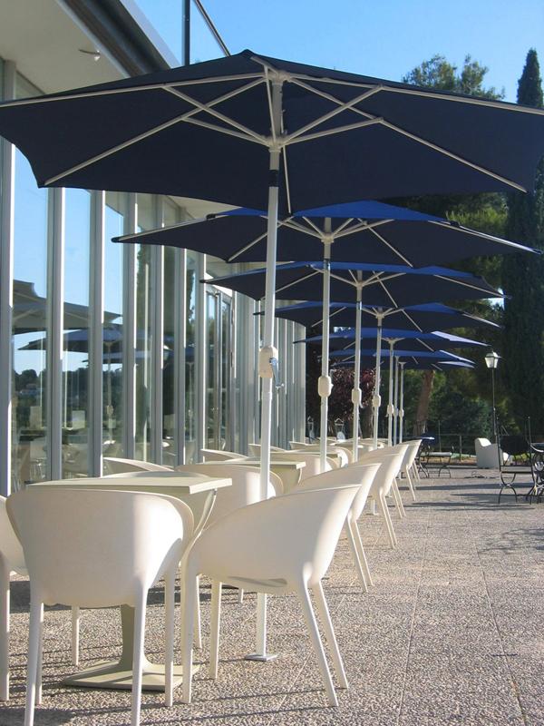 Popper anclaje de sombrillas y parasoles - Sombrillas y parasoles ...